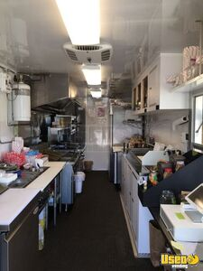 2017 Worldwide Concession Trailer Propane Tank New Hampshire for Sale