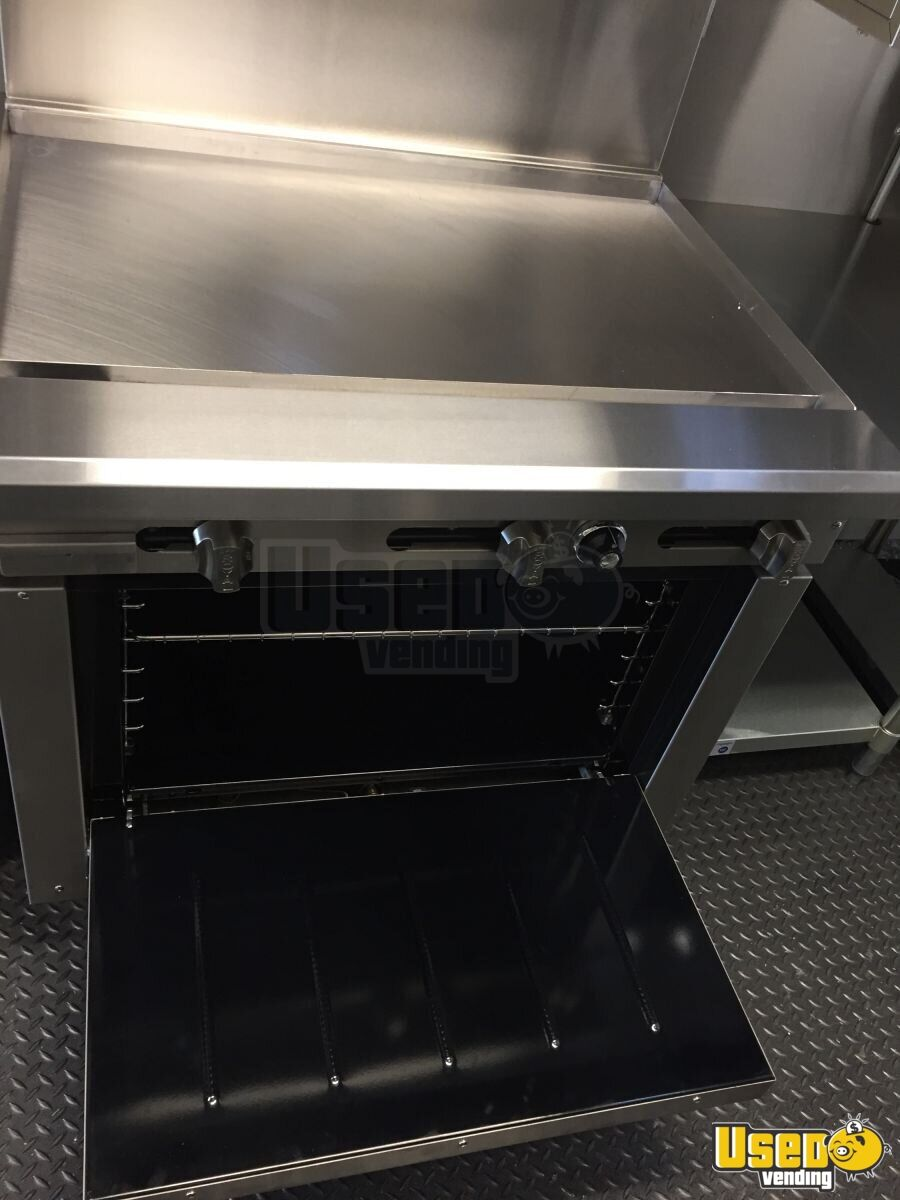 2017 Worldwide Concession Trailer Stovetop New Hampshire for Sale - 13