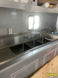 2018 16944 Barbecue Concession Trailer Barbecue Food Trailer Interior Lighting Texas for Sale