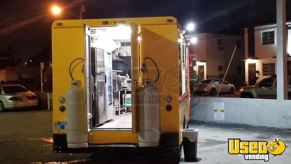 2018 1977 Gmc Kurbmaster Food Truck Insulated Walls Florida for Sale - 5