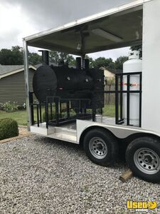 2018 22elite Barbecue Concession Trailer Barbecue Food Trailer Cabinets Tennessee for Sale
