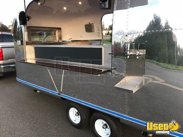 2018 Airstream Beverage - Coffee Trailer Backup Camera Washington for Sale - 8