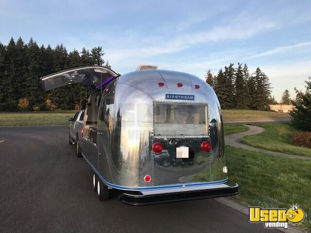 2018 Airstream Beverage - Coffee Trailer Cabinets Washington for Sale - 4
