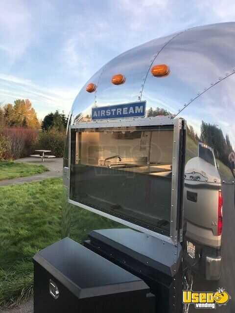 2018 Airstream Beverage - Coffee Trailer Exterior Customer Counter Washington for Sale - 7