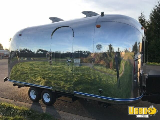 2018 Airstream Beverage - Coffee Trailer Insulated Walls Washington for Sale - 6