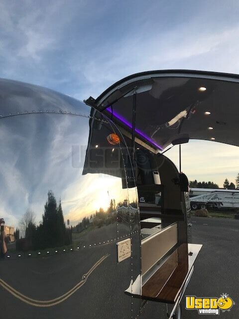 2018 Airstream Beverage - Coffee Trailer Refrigerator Washington for Sale - 10