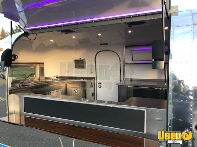 2018 Airstream Beverage - Coffee Trailer Shore Power Cord Washington for Sale - 9