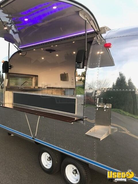 2018 Airstream Beverage - Coffee Trailer Spare Tire Washington for Sale - 3