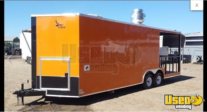 2018 All-purpose Food Trailer Cabinets Georgia for Sale - 4