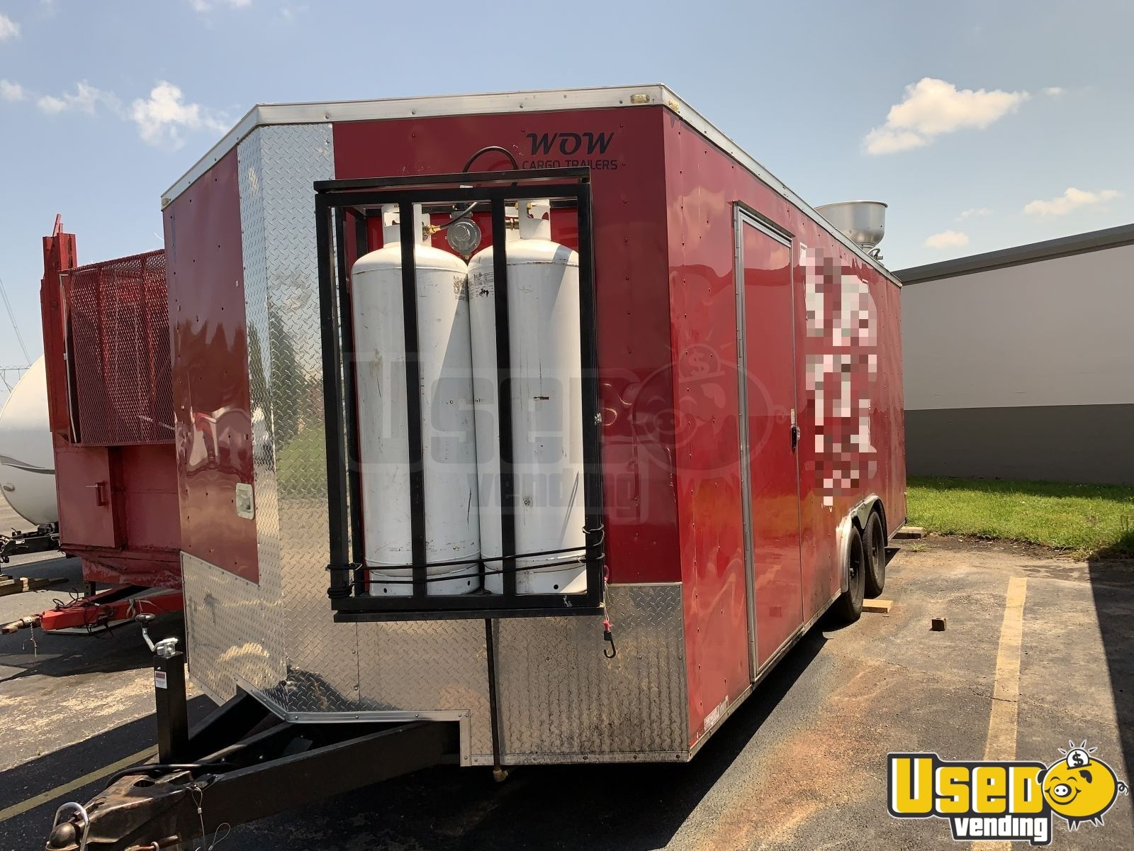 2018 - 8 5' x 20' Turnkey Mobile Food Concession Trailer for Sale in  Tennessee!