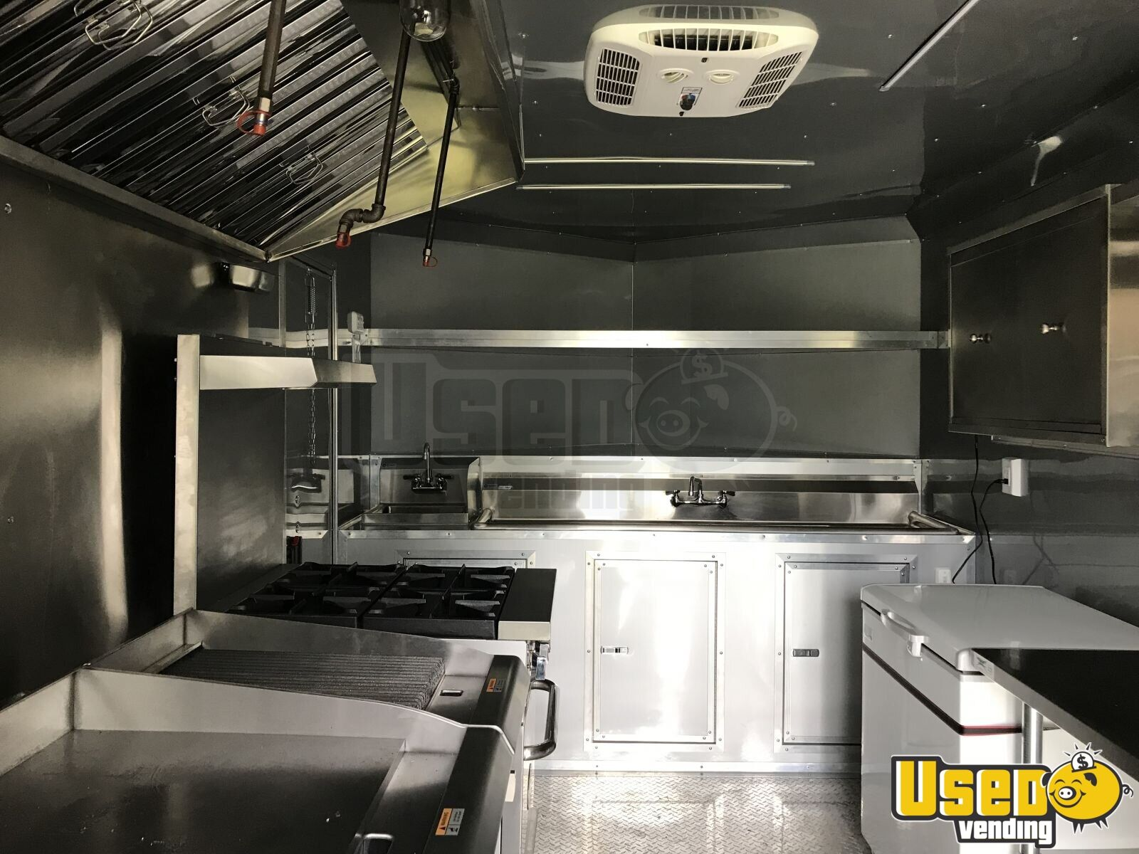 2018 8 5 X 16 Food Concession Trailer Mobile Kitchen For Sale In Texas