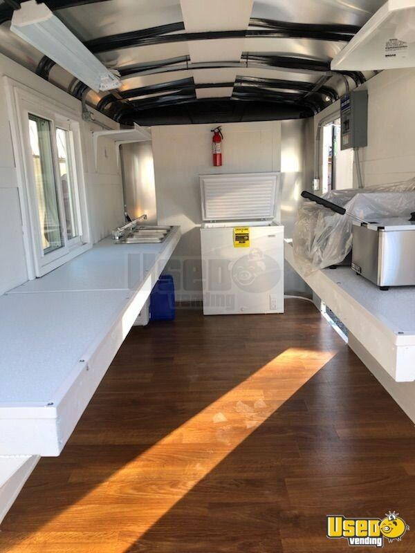 2018 All-purpose Food Trailer Flatgrill Kentucky for Sale - 4