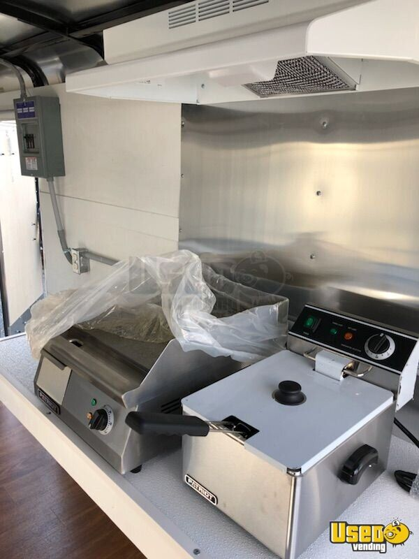 2018 All-purpose Food Trailer Fryer Kentucky for Sale - 5