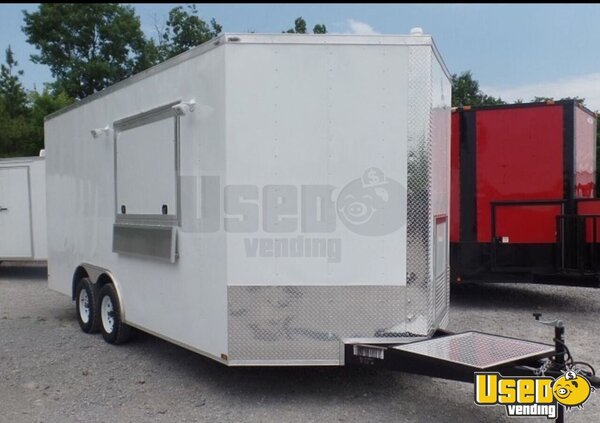 2018 All-purpose Food Trailer Georgia for Sale