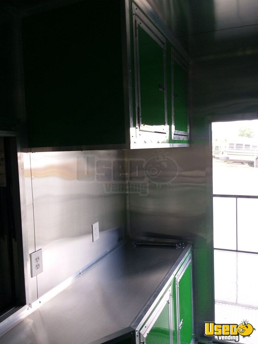 2018 All-purpose Food Trailer Hand-washing Sink Georgia for Sale - 7