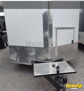 2018 All-purpose Food Trailer Stainless Steel Wall Covers Georgia for Sale
