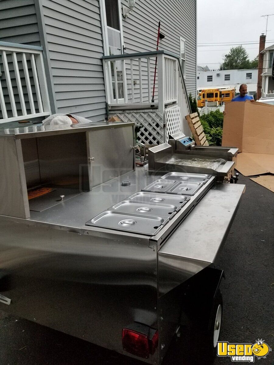 2018 American Dreams Inc Cart Flat Grill New York for Sale - 3