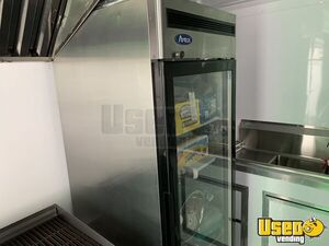 2018 Barbecue Concession Trailer Barbecue Food Trailer Floor Drains New Jersey for Sale