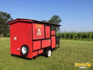 2018 Barbecue Food Trailer Awning Louisiana for Sale