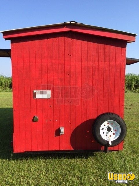 2018 Barbecue Food Trailer Chargrill Louisiana for Sale - 6