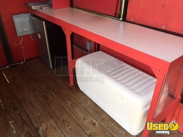 2018 Barbecue Food Trailer Ice Bin Louisiana for Sale - 9