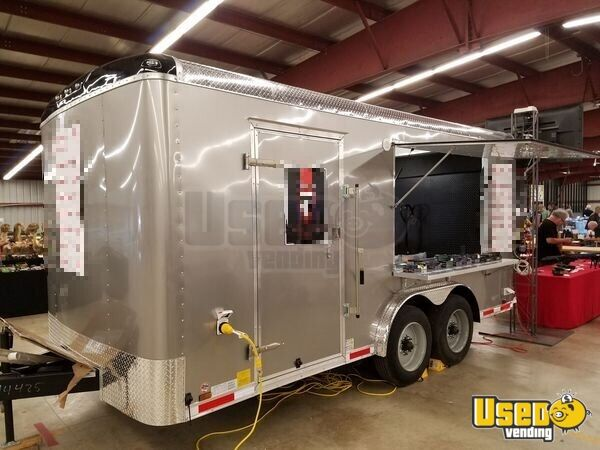 2018 Cargo Mate Custom Other Mobile Business Concession Window Illinois for Sale - 2