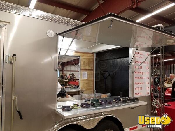 2018 Cargo Mate Custom Other Mobile Business Exterior Customer Counter Illinois for Sale - 5