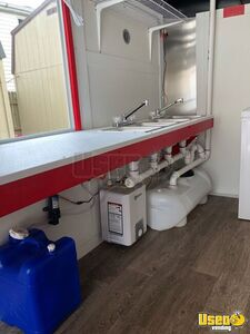 2018 Challenger Food Concession Trailer Concession Trailer Fresh Water Tank Kentucky for Sale