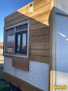 2018 Coffee And Shaved Ice Concession Trailer Beverage - Coffee Trailer Air Conditioning Oklahoma for Sale