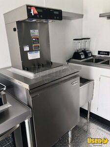 2018 Coffee Concession Trailer Beverage - Coffee Trailer Refrigerator Florida for Sale
