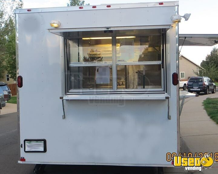 2018 Concession Trailer Air Conditioning Colorado for Sale - 2