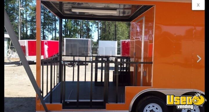 2018 Concession Trailer Awning Georgia for Sale - 5