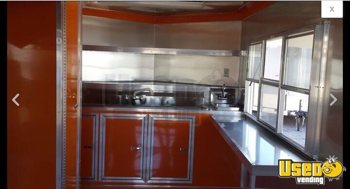 2018 Concession Trailer Exhaust Hood Georgia for Sale - 7