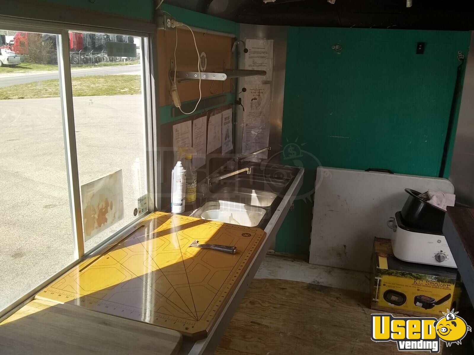 2018 Concession Trailer Hand-washing Sink Tennessee for Sale - 10