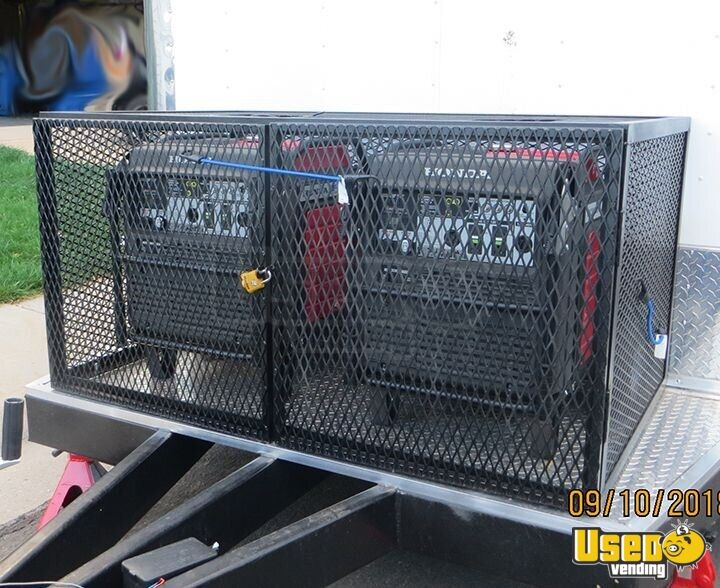 2018 Concession Trailer Insulated Walls Colorado for Sale - 7