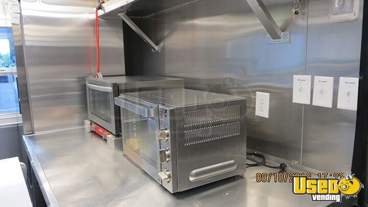 2018 Concession Trailer Refrigerator Colorado for Sale - 11