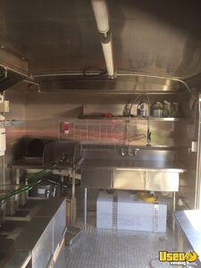 2018 Continental 17ft Concession Trailer Kitchen Food Trailer Chef Base British Columbia for Sale