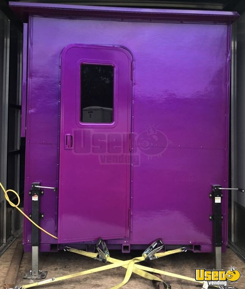 2018 Custom Built Concession And Sundowner Custom Toy Hauler All-purpose Food Trailer Concession Window Missouri for Sale - 2