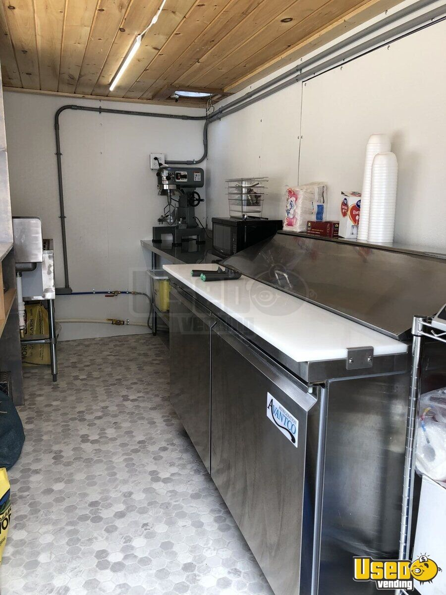 2018 Custom Built Concession And Sundowner Custom Toy Hauler All-purpose Food Trailer Spare Tire Missouri for Sale - 3