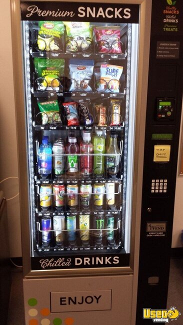 2018 Cv0900 Other Healthy Vending Machine Ontario for Sale