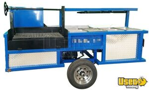 NEW Commercial BBQ Grill & Smoker Trailer Mobile BBQ Pit for Sale in Texas!