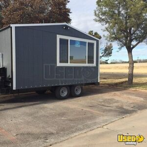 2018 Food Concession Trailer Concession Trailer Air Conditioning Texas for Sale
