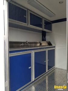 2018 Food Concession Trailer Concession Trailer Cabinets Arkansas for Sale