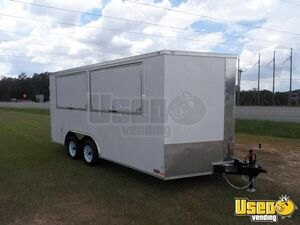 2018 Food Concession Trailer Concession Trailer Concession Window North Carolina for Sale