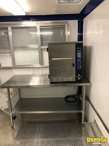 2018 Food Concession Trailer Concession Trailer Diamond Plated Aluminum Flooring Arkansas for Sale