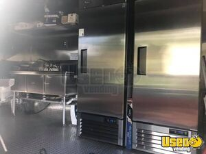 2018 Food Concession Trailer Concession Trailer Exterior Customer Counter North Carolina for Sale