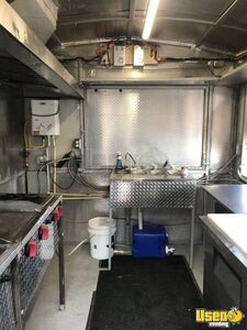 2018 Food Concession Trailer Concession Trailer Prep Station Cooler New Mexico for Sale