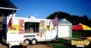 2018 Food Concession Trailer Kitchen Food Trailer Air Conditioning Texas for Sale