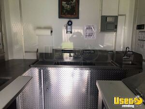 2018 Food Concession Trailer Kitchen Food Trailer Cabinets Florida for Sale