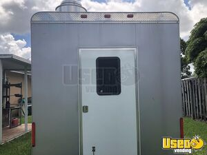 2018 Food Concession Trailer Kitchen Food Trailer Concession Window Florida for Sale
